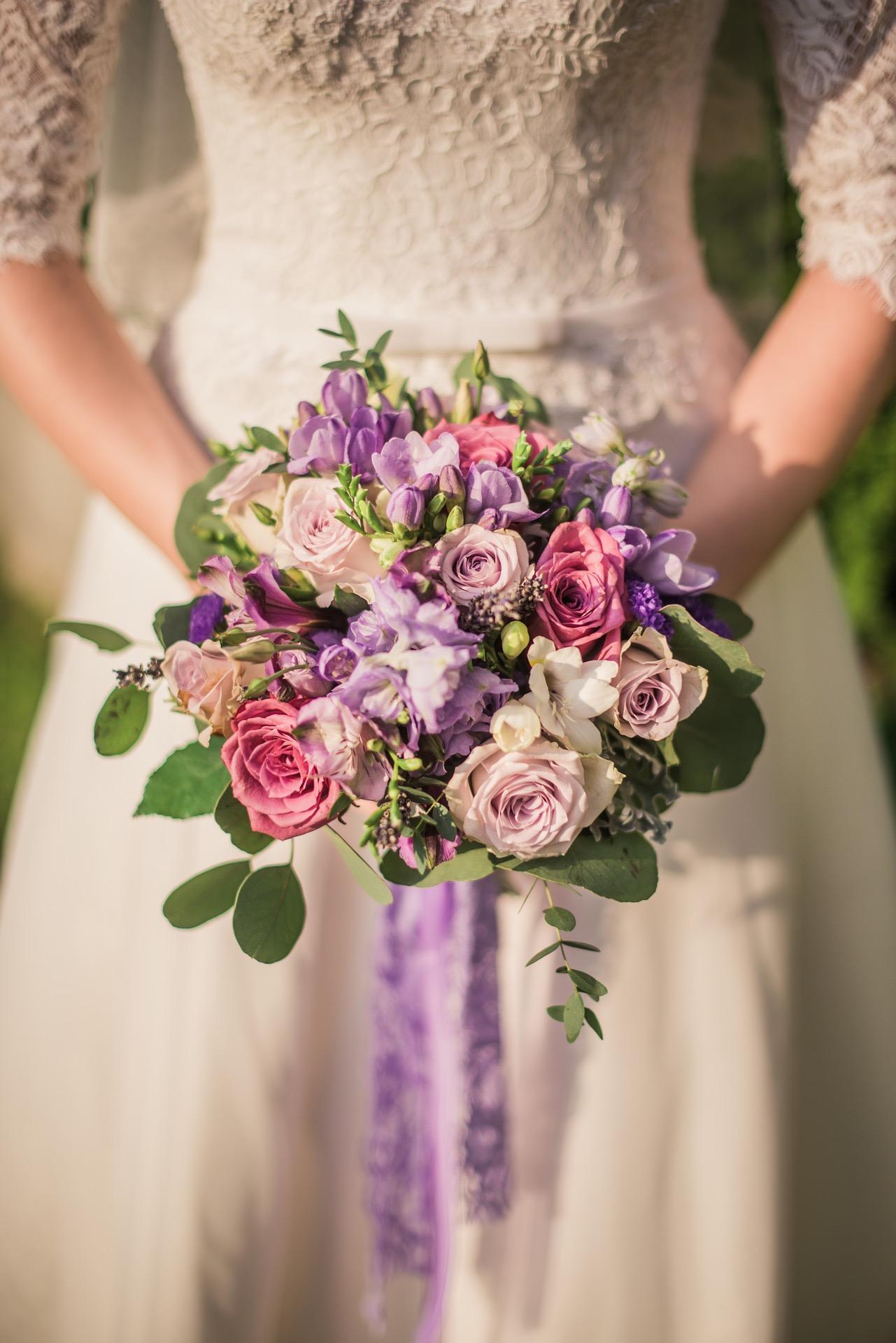 Bouquet Sposa Uno O Due.Bouquet Fioreria Piani